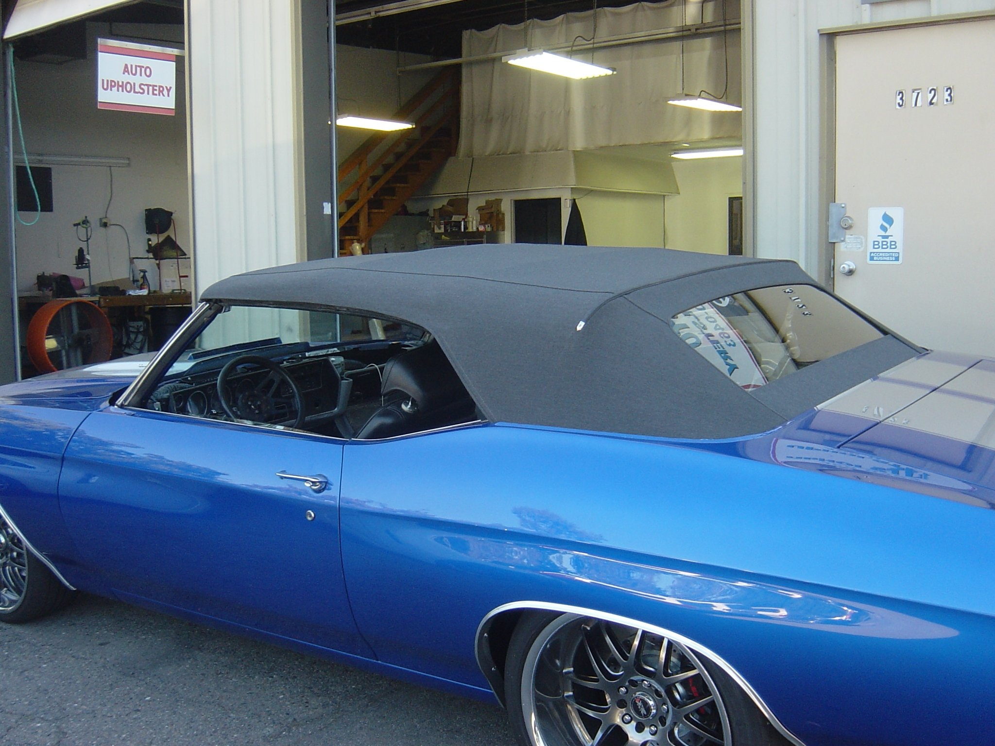 Gallery Tri Valley Auto Upholstery